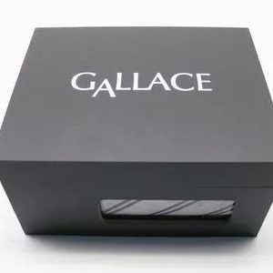 Geschenkbox (Krawatte & Manschettenknöpfe)